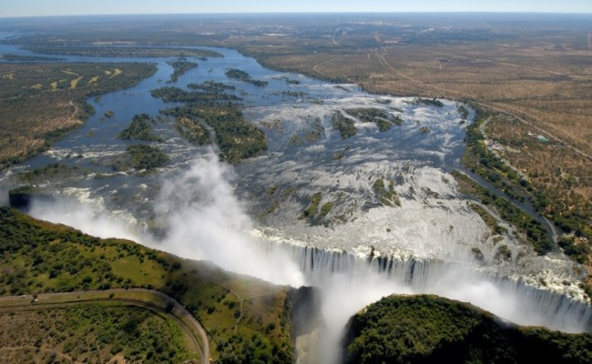 1 Zimbabwe The Victoria Falls