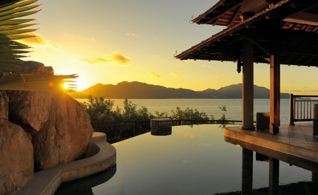 Sainte Anne Resort & Spa Sainte Anne Island Seychelles