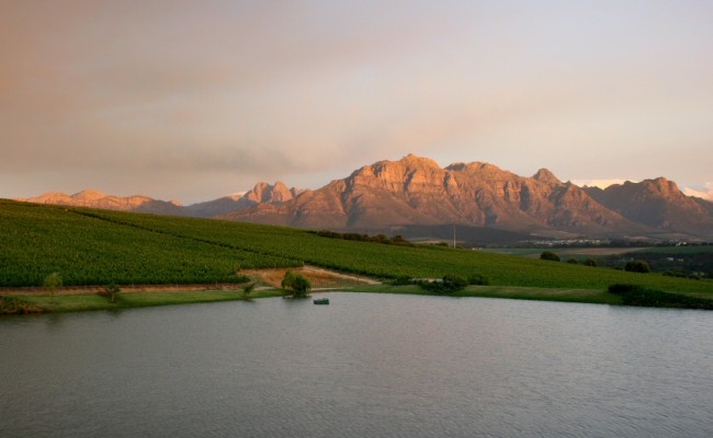Western Cape 6 Mountain view